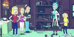Show Promo Image: Rick and Morty
